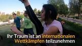 Waghalsige Sprünge und Salti - Erstes Parkour-Team in Syrien