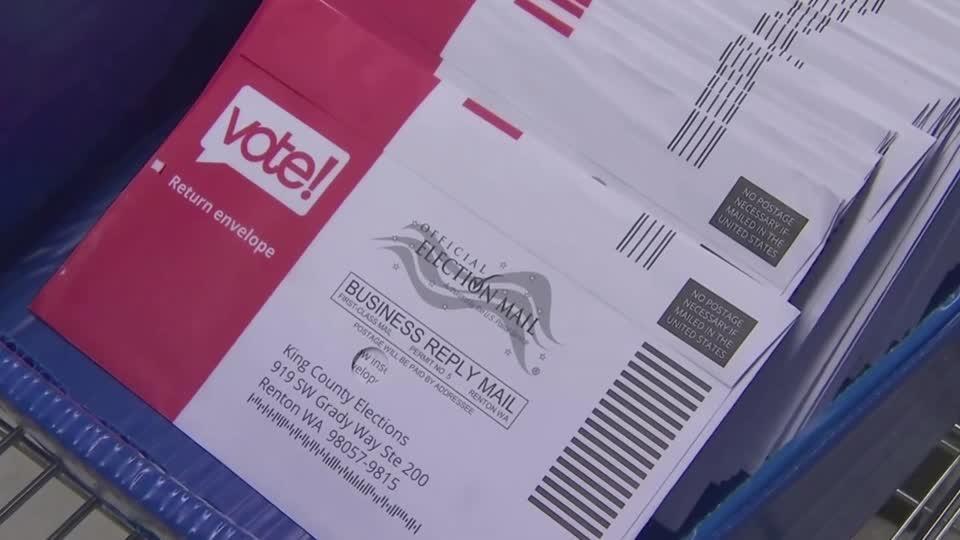 U.S. postal service shakeup sparks election fears