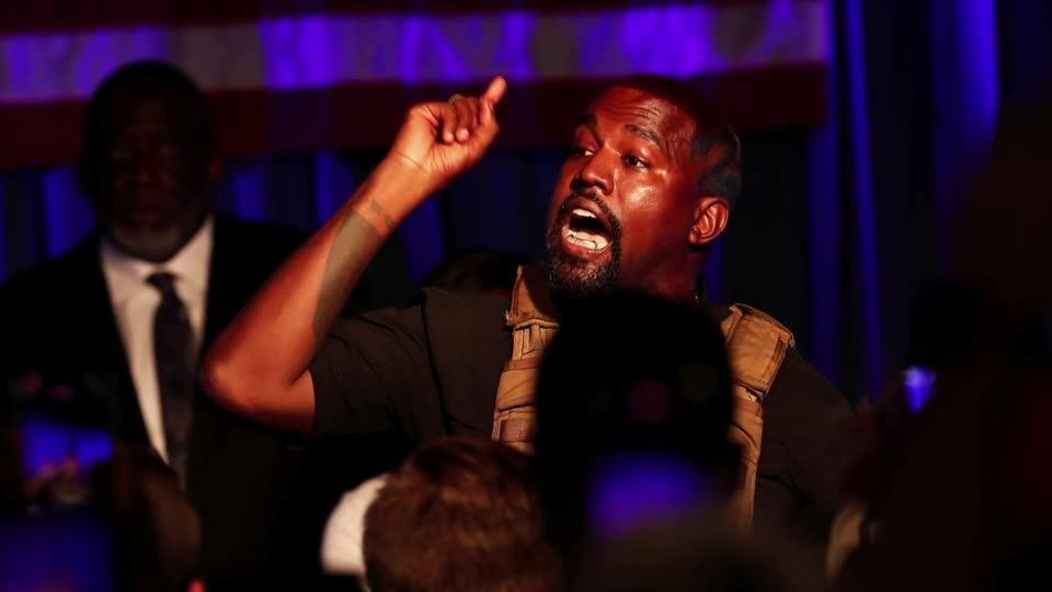 Kanye West met with Kushner, eyes election spot