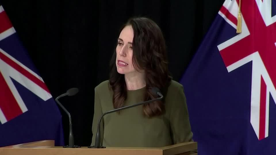 New Zealand's Ardern postpones election as coronavirus flares up