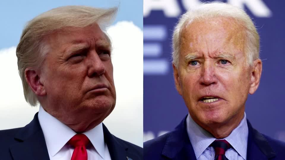 Foreign hackers targeting Biden, Trump: Microsoft