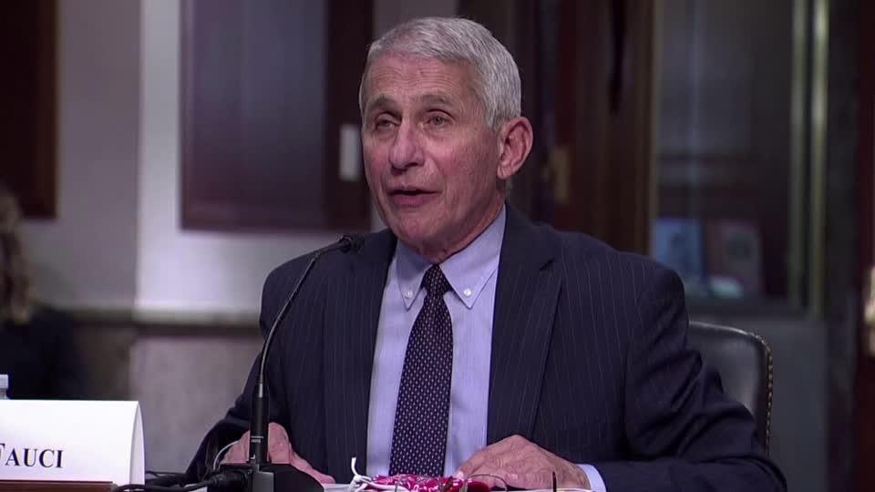 U.S. is not 'rounding the corner' on COVID - Fauci