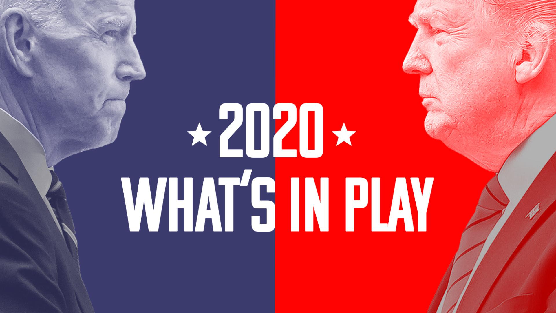 What's in Play: Trump-Biden healthcare showdown in the spotlight