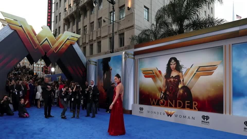 'Wonder Woman' director warns theaters could vanish
