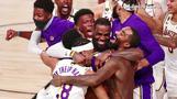 「コービーに捧げる勝利だ」NBAレイカーズ優勝、歓喜に沸くファン(字幕・12日)
