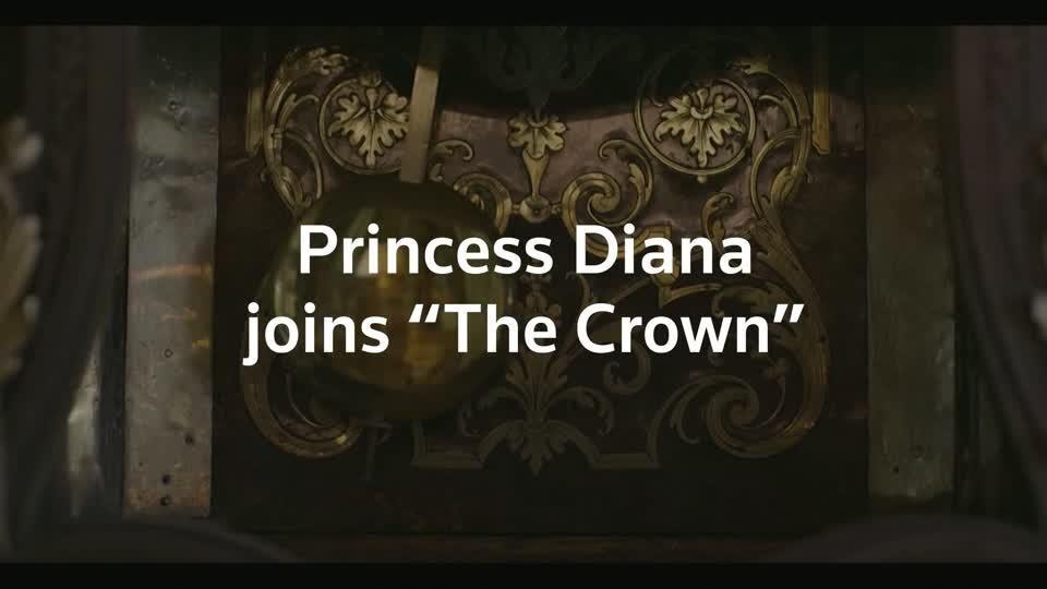 "Princess Diana joins ""The Crown"" Season 4"