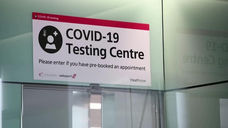 Outbound COVID testing launched at Heathrow