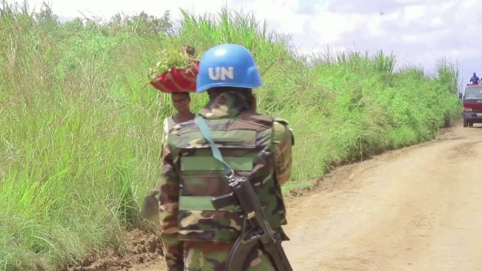 UN peacekeepers pressured to quit Congo