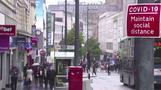 英国、より多くの都市で「最高」レベルの制限導入へ 第2波抑制で(字幕・21日)