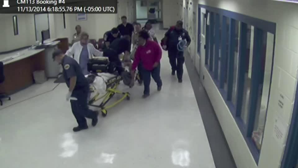 'I'm gonna die in here': America's broken jail healthcare system