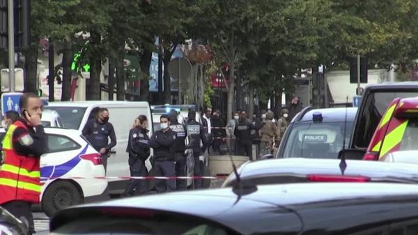Three dead in knife attack in French church