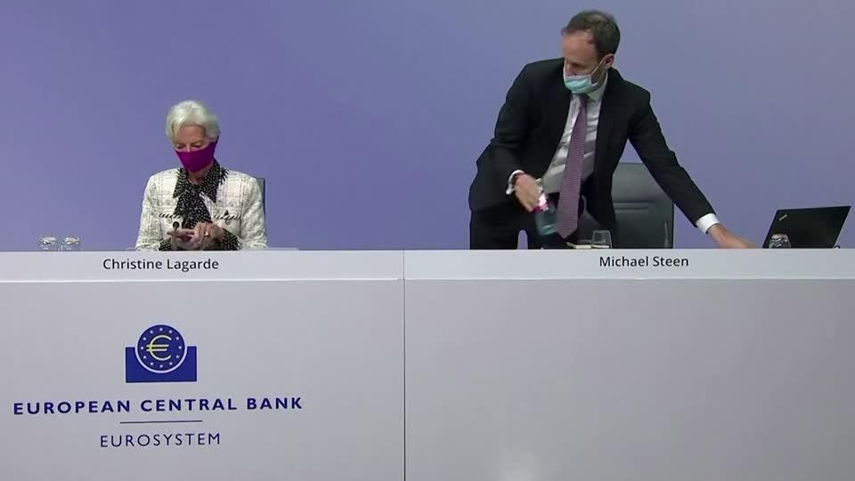 ECB drops big hint over future stimulus