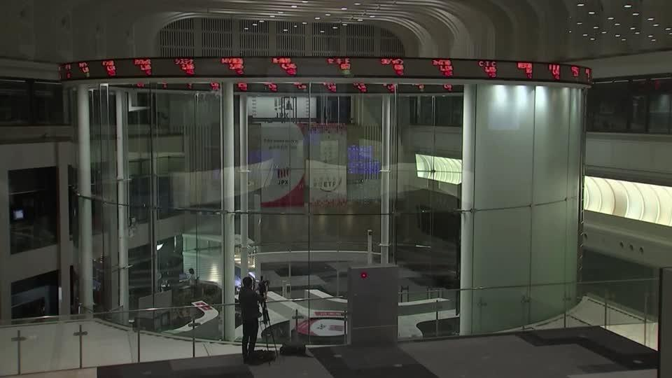 Global stocks hit record highs