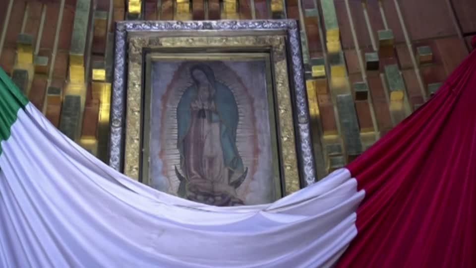 Mexico's Guadalupe pilgrimage goes virtual