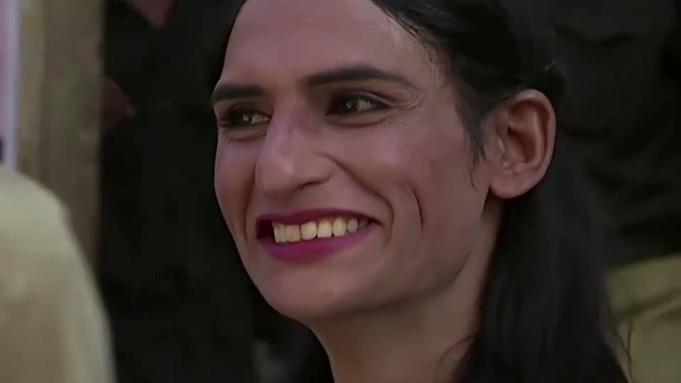 Pakistan's first transgender lawyer