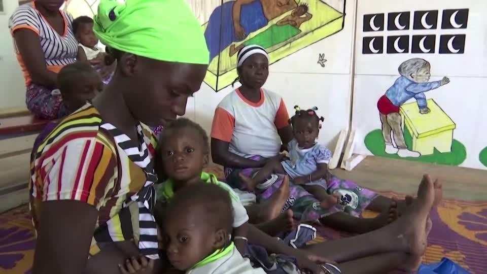 Burkina Faso: 500,000 children acutely malnourished