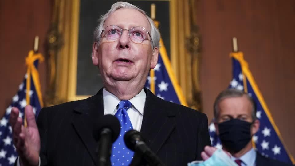 Pressure rises on U.S. Congress to pass COVID bill
