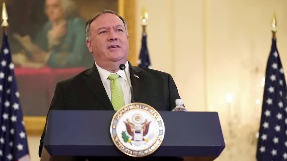 Pompeo to accuse Iran of al Qaeda links -sources