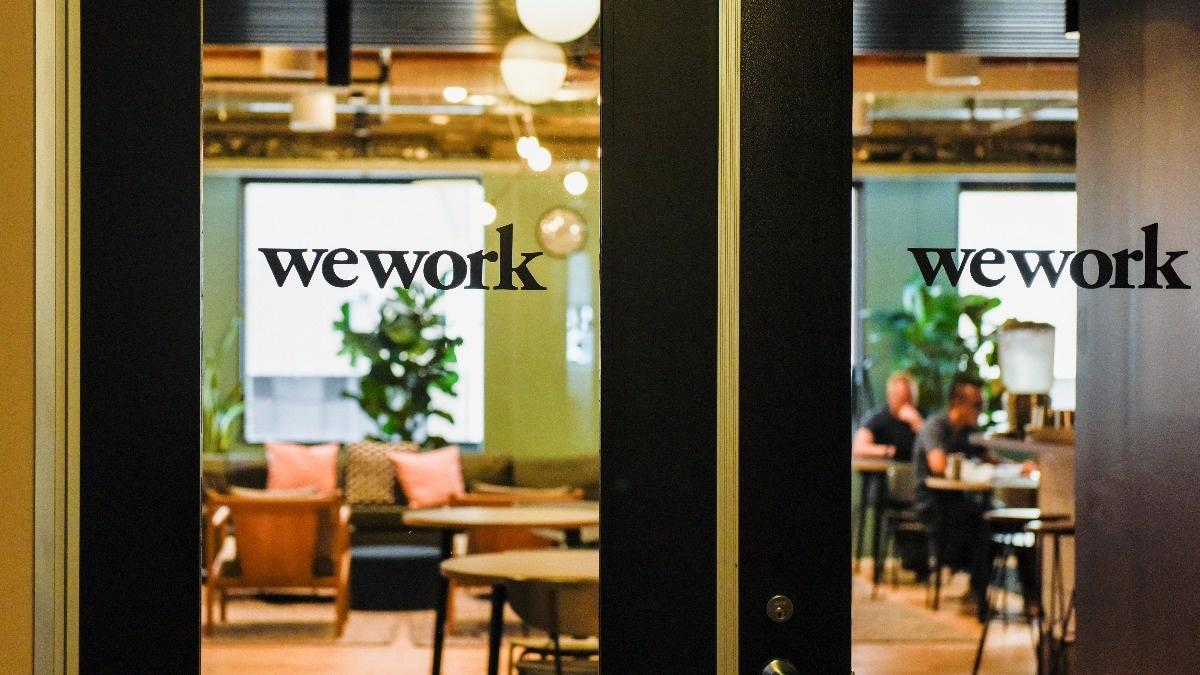 WeWork CEO sees office working by yearend