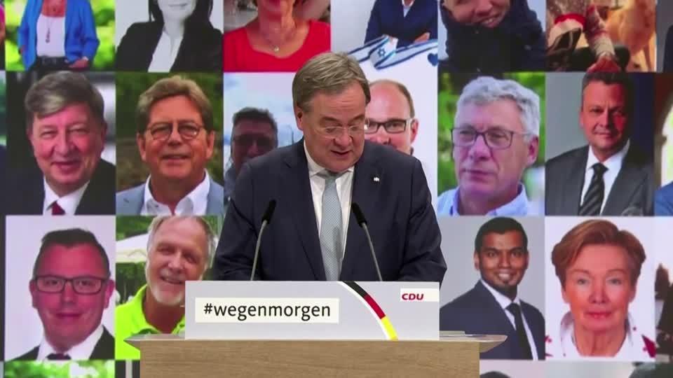 Germany's CDU picks new leader for post-Merkel era