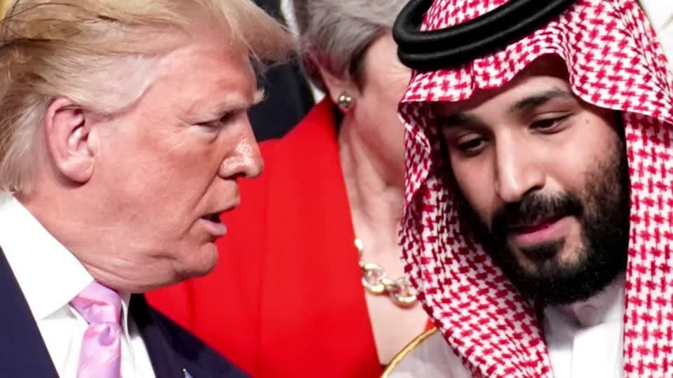 Saudi crown prince MBS courts a wary Biden