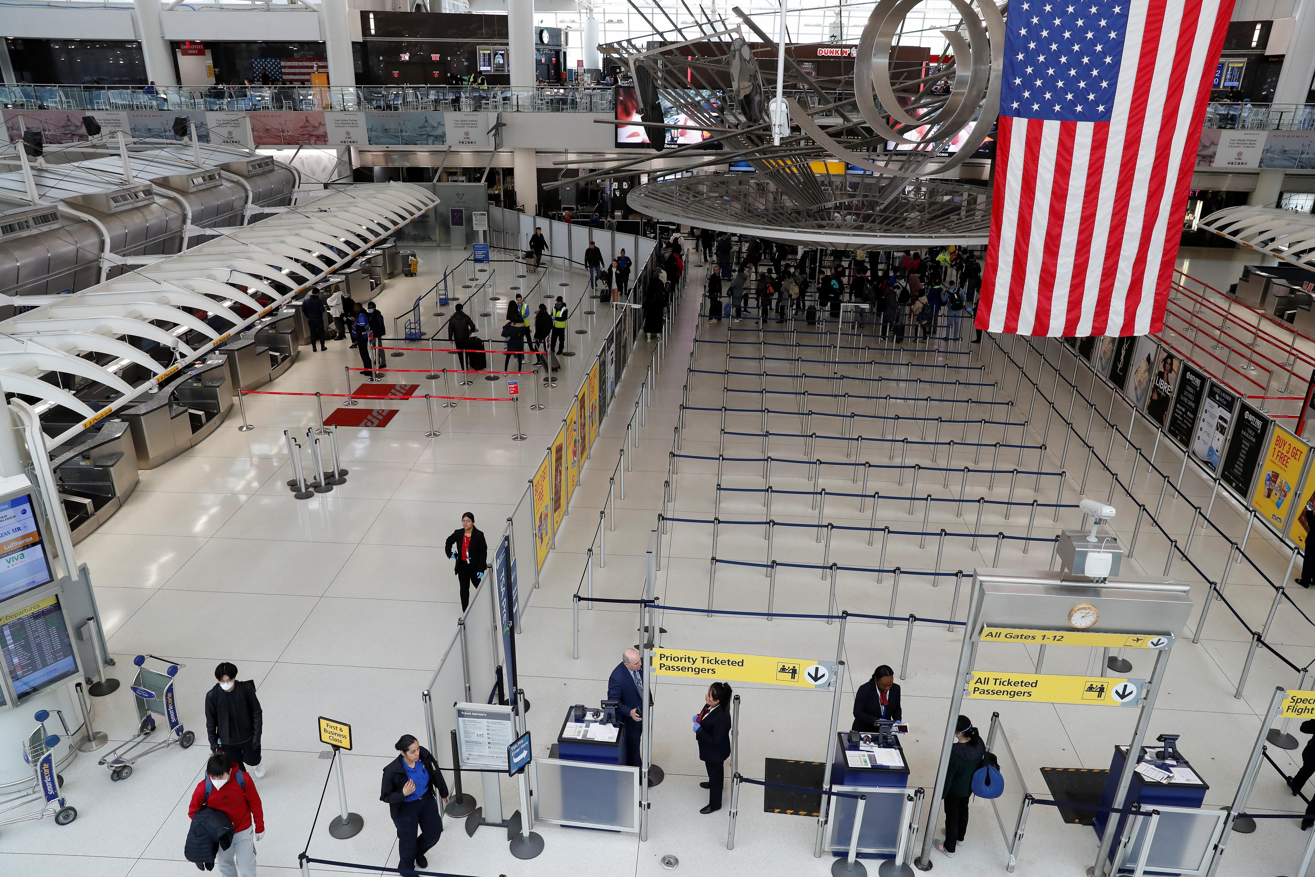 Biden to block Trump's plan to lift travel bans