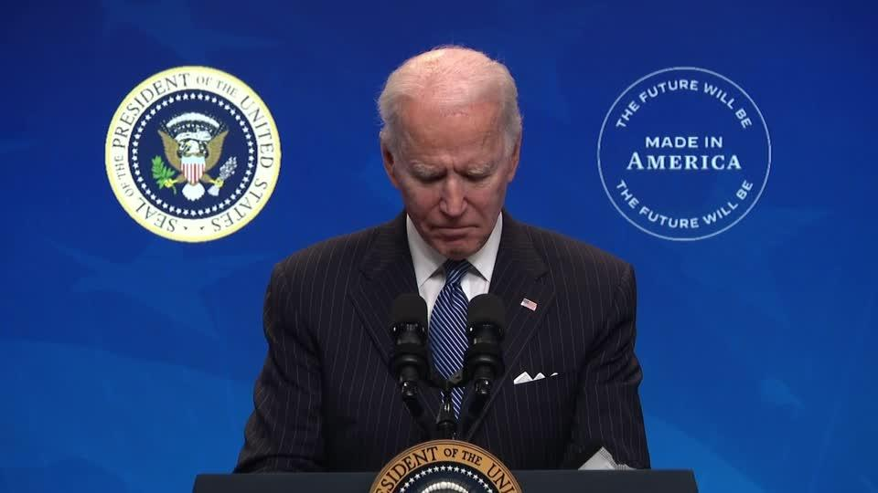 'Eliminate the vitriol': Biden defines 'unity'