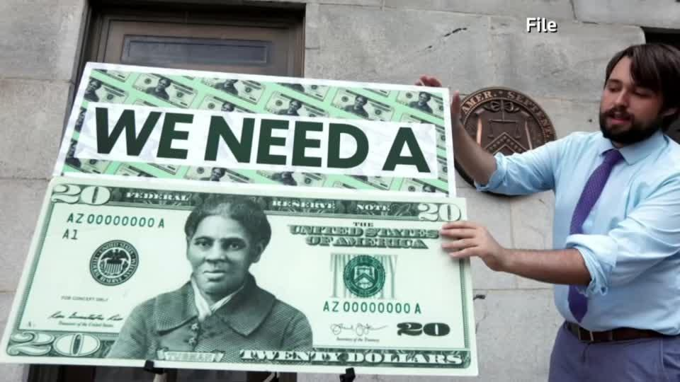 White House looks to 'speed up' Tubman $20