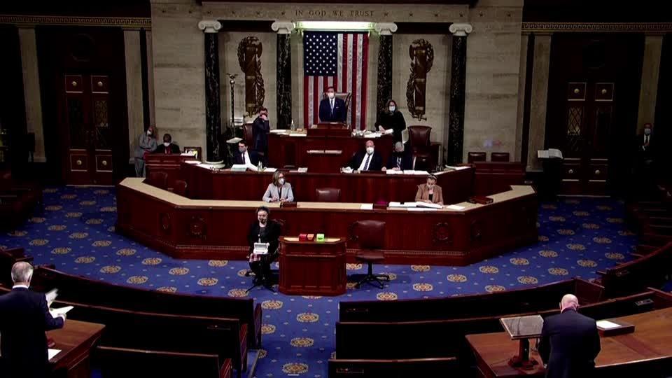 Biden scores win as House passes COVID-19 relief plan