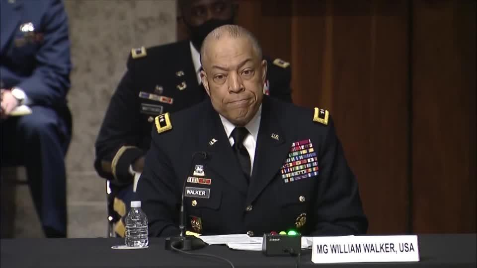 'I was frustrated': D.C. National Guard chief on Capitol riot response