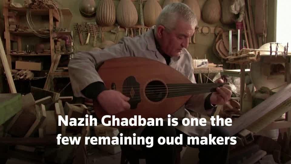 Meet Lebanon's artisan oud maker