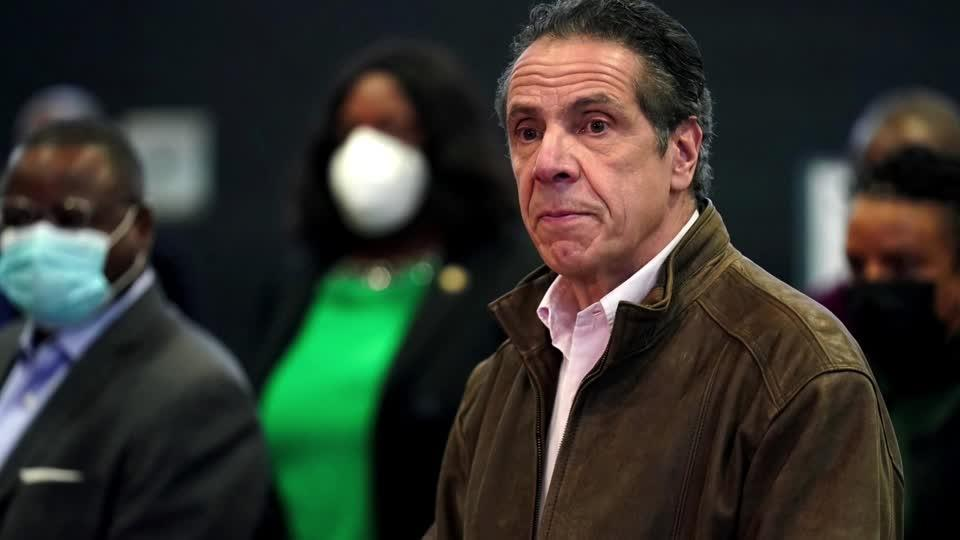 Schumer backs probe into Cuomo harassment claims
