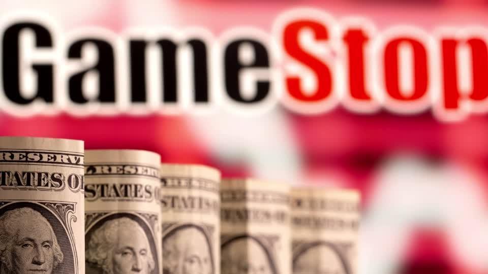 Meme stocks soar as market eyes stimulus boost