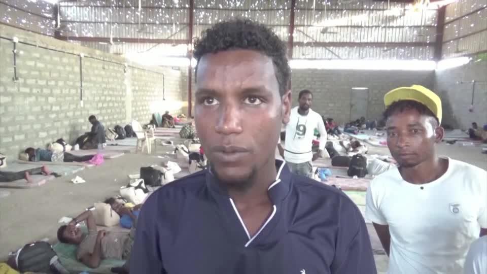One Ethiopian migrant's escape from war-torn Yemen