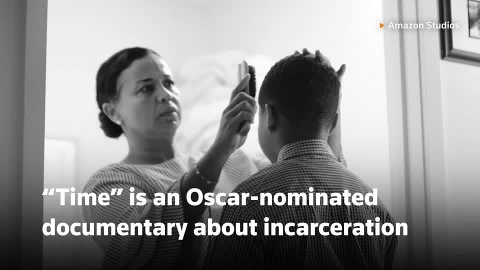 "Oscar-nominated incarceration doc ""Time"" is really a love story"