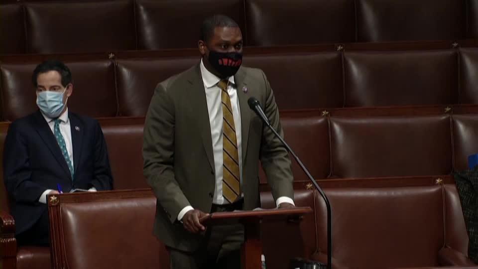 GOP arguments against DC statehood are 'racist trash' -Rep. Jones