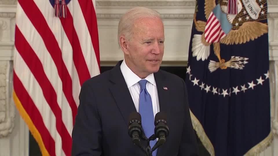Biden says GOP is having 'mini-revolution'