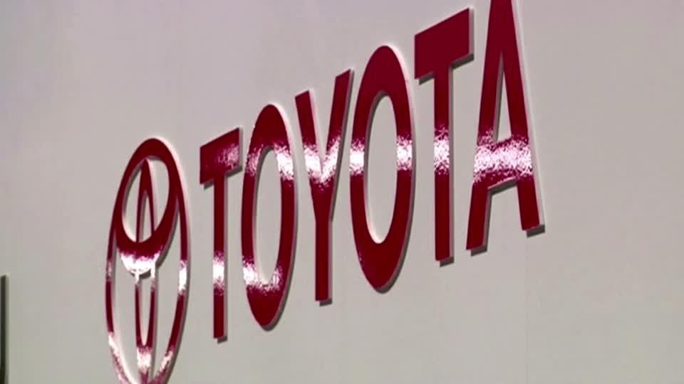 Toyota's operating profit nearly doubles