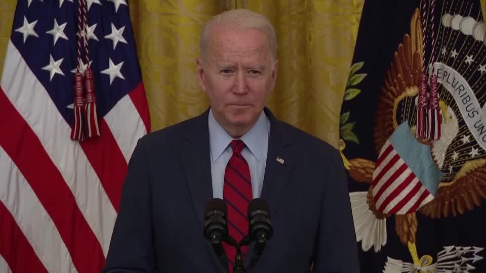 Biden hails bipartisan deal on infrastructure