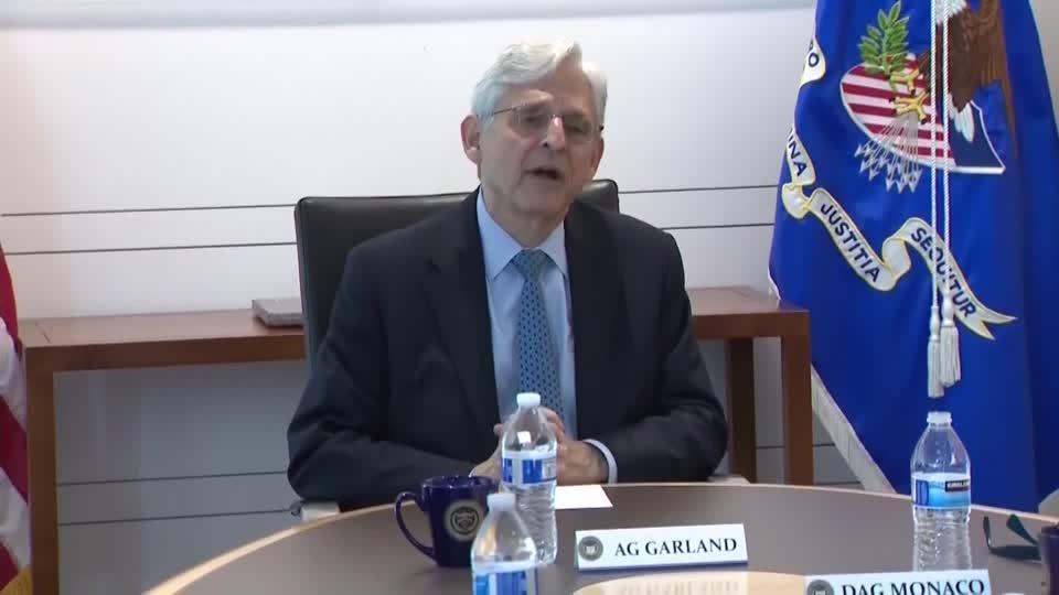AG Garland cracks down on gun trafficking