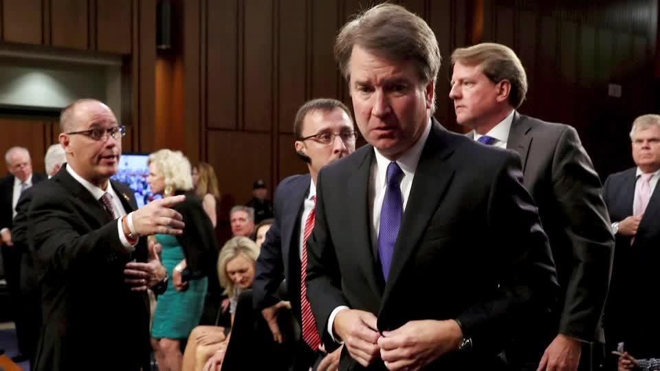 FBI ignored tips on Kavanaugh, Senate Dems charge
