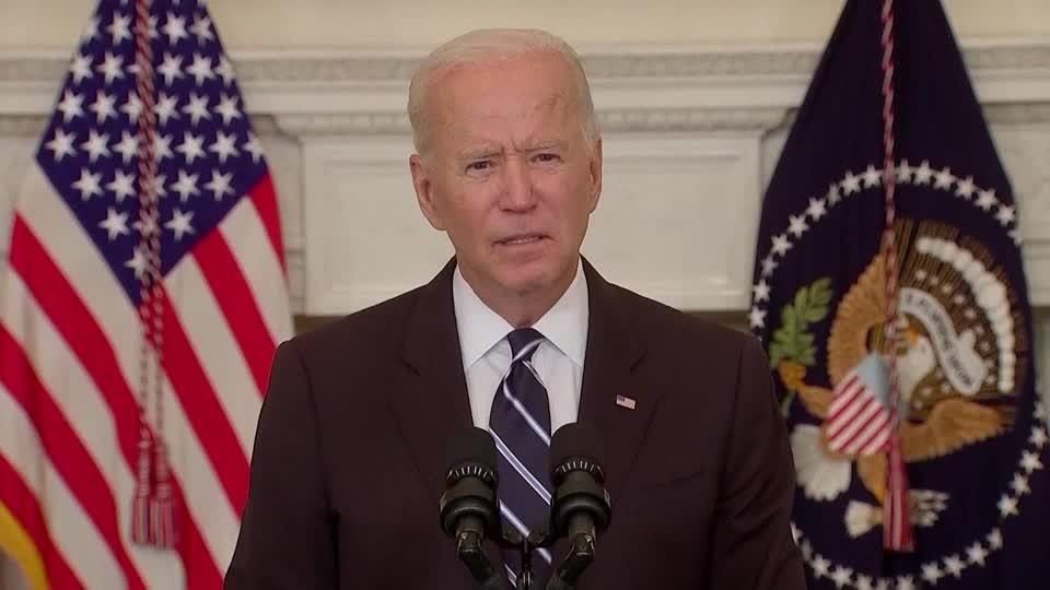 'Our patience is wearing thin' -Biden aims new rules at unvaccinated