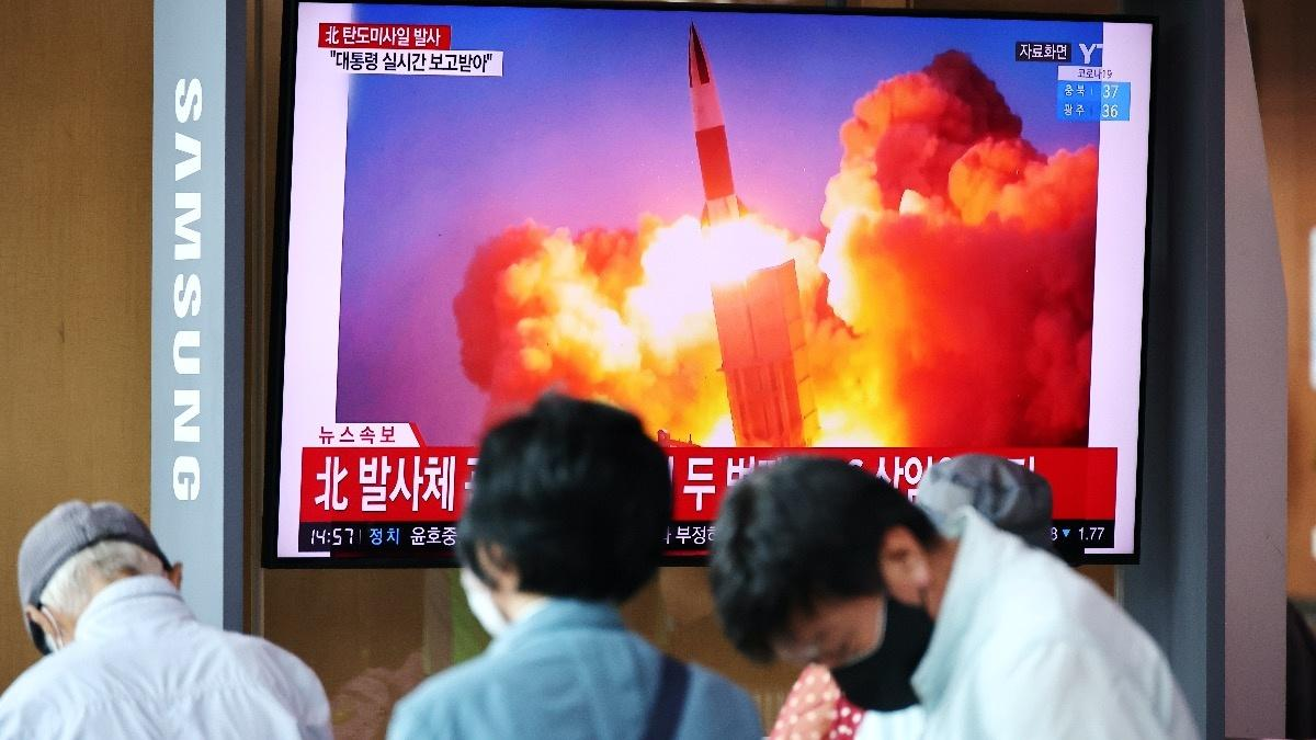 Pyongyang, Seoul conduct dueling missile tests