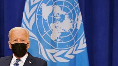美国总统拜登在联合国演讲 承诺不搞冷战