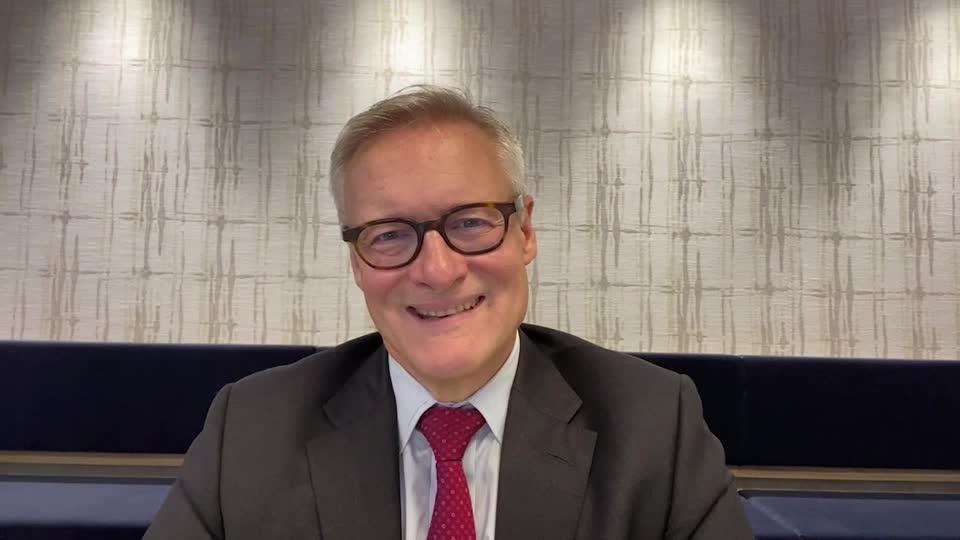 Market pullback 'not completely over' -Hans Olsen