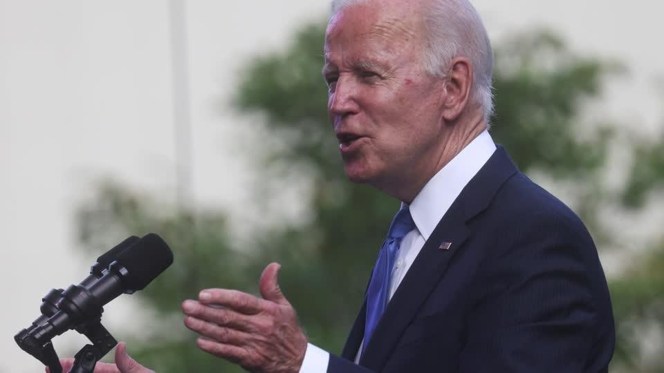 Democratic divide tests Biden's deal-making