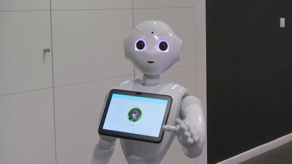 SoftBank set to sell robotics business - sources