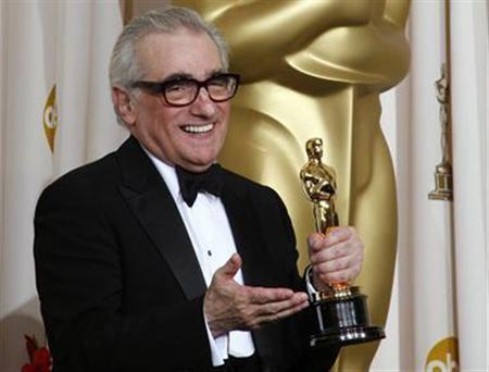 Scorsese finally wins Oscar | Reuters com