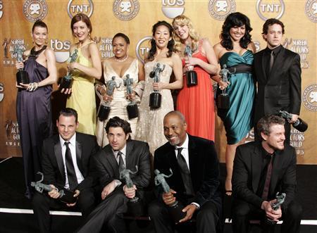 Greys Anatomy Stars Get Pay Rises Reuterscom