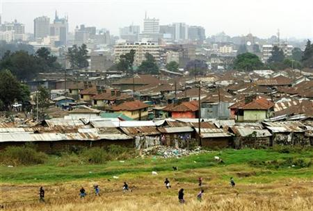Poor Nations Must Control Booming Cities UN - Poor cities in africa